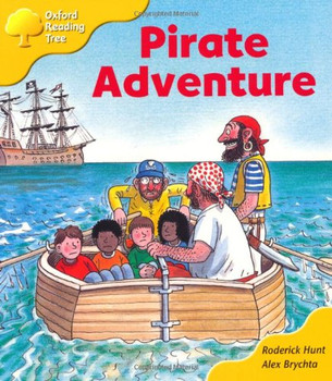 Oxford Reading Tree: Stage 5: Storybooks: Pirate Adventure - Hunt, Roderick