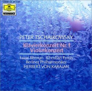 Berman - Klavierkonzert 1 / Violinkonzert D-Dur