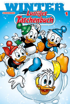 Lustiges Taschenbuch Winter 01. Sonderband - Disney  [Taschenbuch]