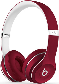 Beats by Dr. Dre Solo² Luxe Edition rood