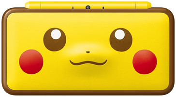 New Nintendo 2DS XL [Pikachu Edition] amarillo