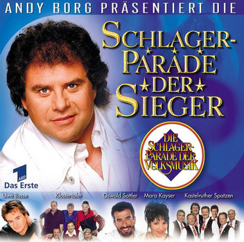 Various - Andy Borg präsentiert: Die Schlagerparade der Sieger