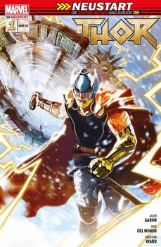 Thor - Neustart. Bd. 1 - Mike Del Mundo  [Taschenbuch]