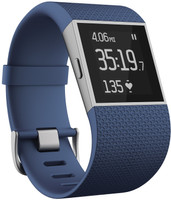 Fitbit Surge (taille L) bleu
