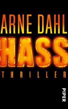Hass - Arne Dahl [Taschenbuch]