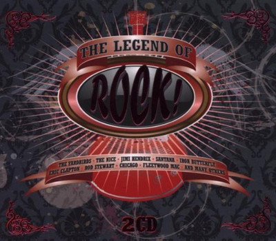 Various - The Legend of Rock!