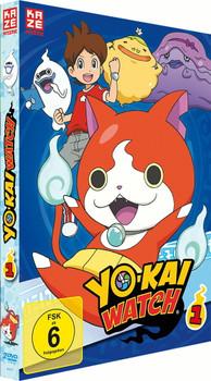 Yo-Kai Watch - Box 1 [2 Discs]
