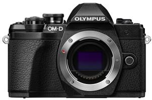 Olympus OM-D E-M10 Mark III Cuerpo negro