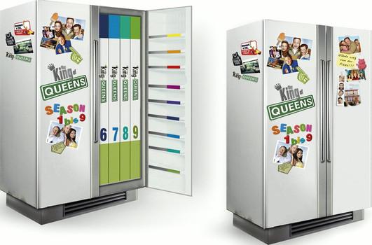 Mini Kühlschrank Zu Verkaufen : King of queens die komplette serie im kühlschrank dvds