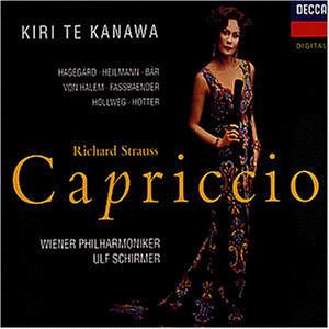 Kiri Te Kanawa - R. Strauss: Capriccio (Gesamtaufnahme) (Aufnahme Wien 1995) [DOPPEL-CD]