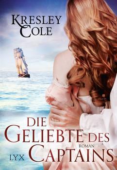 Die Geliebte des Captains - Kresley Cole [Taschenbuch]