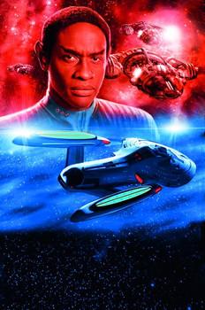 Star Trek Voyager 12. Kleine Lügen erhalten die Feindschaft Teil 1 - Kirsten Beyer  [Taschenbuch]