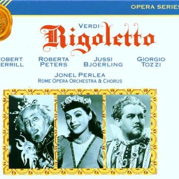 J Perlea - Verdi: Rigoletto (Gesamtaufnahme) (ital.)