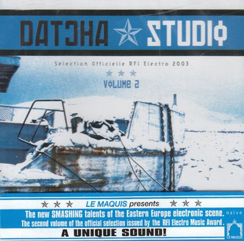 Various - Datcha Studio Vol.2 CD