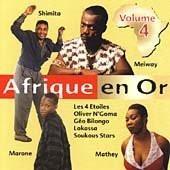 Various - Afrique en Or Vol.4