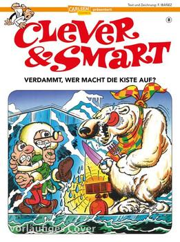 Clever und Smart 7: Band 7. Immer rein in die Maschine! - Francisco Ibáñez  [Taschenbuch]