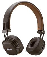 Marshall Major III Bluetooth marron