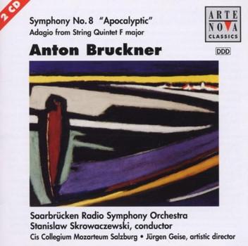 Stanislaw Skrowaczewski - Sinfonie 8 / Adagio From String