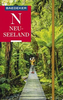 Baedeker Reiseführer Neuseeland. mit praktischer Karte EASY ZIP - Doris Evans  [Taschenbuch]