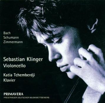 Sebastian Klinger - Fantasiestücke/Sonate/Suite