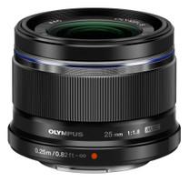 Olympus 25 mm F1.8 46 mm filter (geschikt voor Micro Four Thirds) zwart