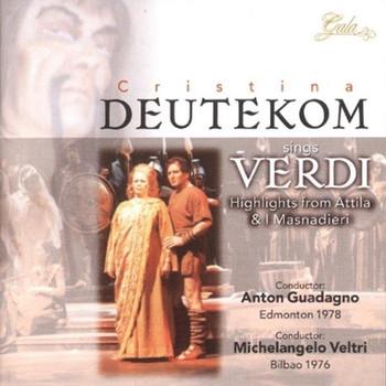 Cristina Deutekom - Highlights from Attila+I Masnadieri