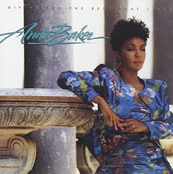 Anita Baker - Giving You the Best That I'Ve